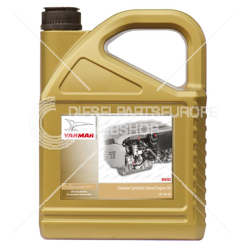LUB OIL 0W40 5L = 5W40-5L