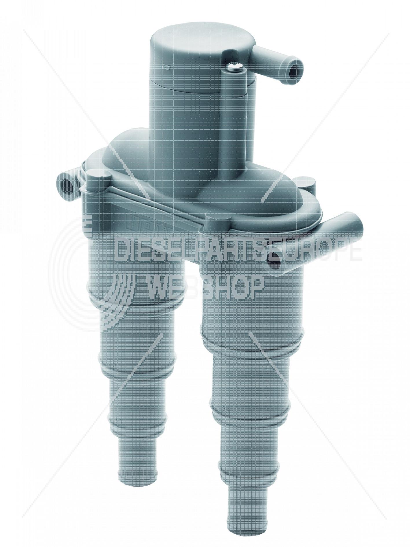 Beluchter , type AIRVENT , 13/19/25/32mm , met klep
