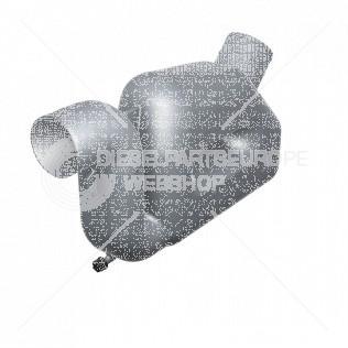 Waterlock, kunststof LP75