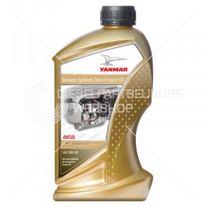 LUB.OIL 0W40 1L