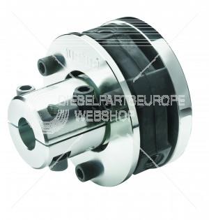 Type Bullflex 2, voor asdiameter 25 mm