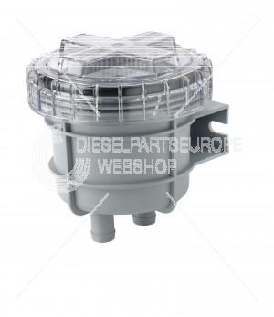 Koelwaterfilter type 330, slangaansluitingen 19,1 mm