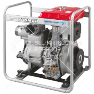 YANMAR YDP40TN TRASH PUMP